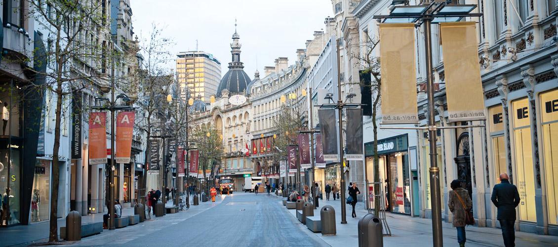 Investeringslocaties Voor Winkels Ondernemen In Antwerpen