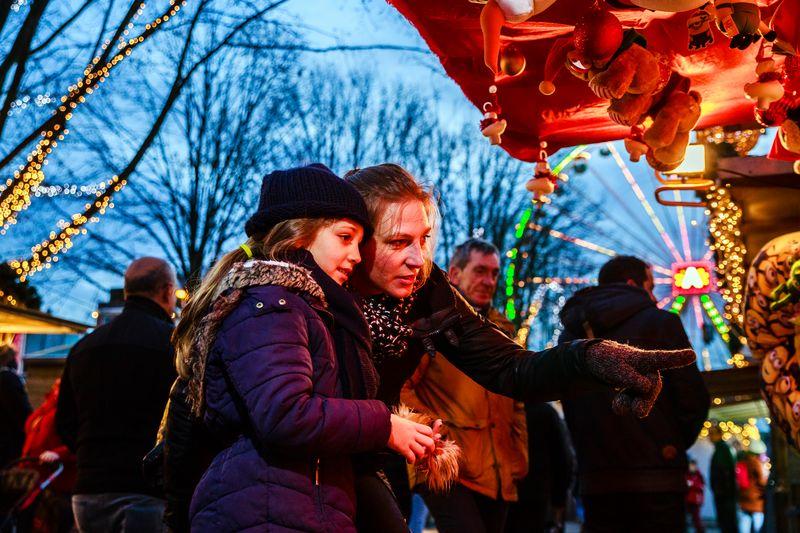 Huur Een Chalet Op De Kerstmarkt Ondernemen In Antwerpen