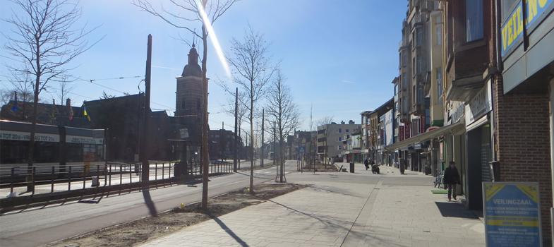 Stad maakt middelen vrij voor opwaardering Bredabaan   Ondernemen in Antwerpen