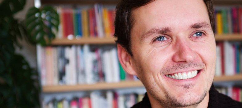 Timothy Helmer: Creatieve bruggenbouwer